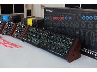 Roland System 1m + Aira FX (Demora, Bitrzer and Torcido)