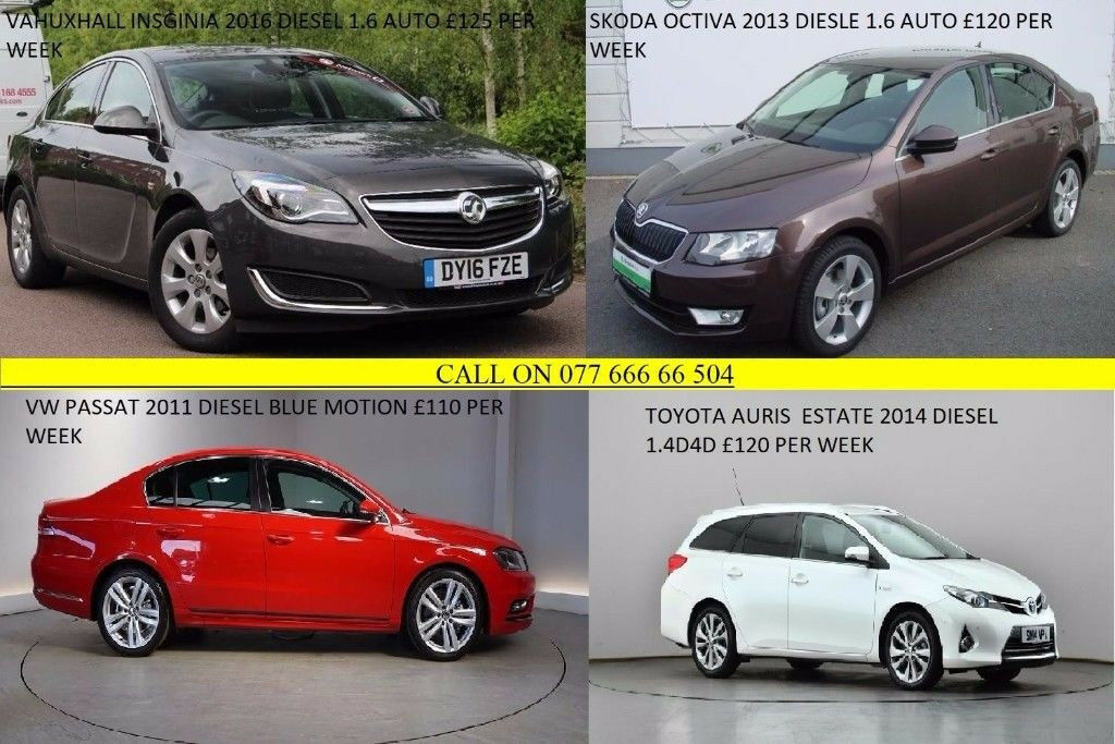 PCO CAR RENT/HIRE DIESEL HYBRID