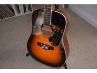 Adam Black 12 String Guitar