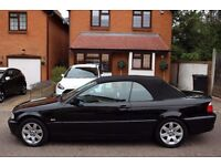 2003 bmw 318 automatic convertible