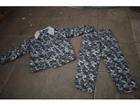 James Bond FILM COSTUME - Russian Police Uniform (Parka & Trousers)