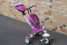 Toddler purple trike