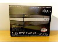 KiSS DP-1500s DVD DivX Player With Wi-Fi