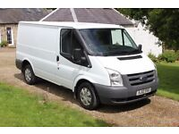 Immaculate 2012 Ford Transit 85 T260 M FWD SWB Low Roof Van FSH 1 Owne