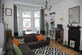 Double room in lovely tenament flat near BBC
