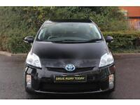 Toyota Prius T4 VVT-I (black) 2011-03-18
