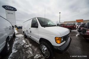 2007 Ford E-150 Commercial ***LOW KM***