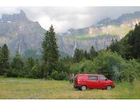 VW T4 low miles Transporter Volkswagen campervan motorhome
