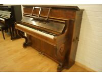 Decorative antique Erard upright piano - Delivery available