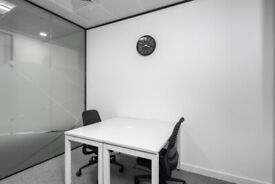 1ws 430 sqft serviced office to rent at 15 St Helen's Place