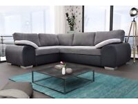 ** BLACK FRIDAY DEALS 2017 * CORNER SOFA BEDS, AVAILABLE IN 2 COLOURS***UK DELIVERY AVAILABLE