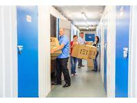 Double Door Self Storage Unit FOR SALE (Dismantled) (£150+VAT)