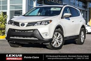 2013 Toyota RAV4 LIMITED TECH PKG MAGS ROOF LEATHER, NAVIGATION