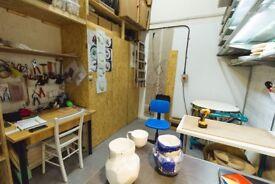 Creative studio/workshop spaces to rent in Bristol near Temple Meads: Freestone Studios