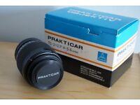 Prakticar 70-210mm Vintage Manual Telephoto Lens