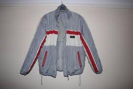 Men`s deep warm, padded winter jacket/coat size XL