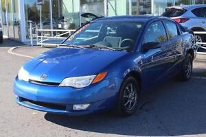 2005 Saturn Ion Quad Coupe AC*CRUISE*CD*4PASS*