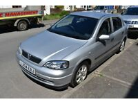 2004 VAUXHALL ASTRA LS 2.0 DTI Silver Manual Diesel
