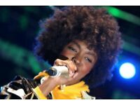 Lauryn Hill 2 Tickets Glasgow Hydro Block 216 Row B