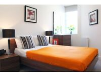 2 bed+ensuite /2 bath apartment in Old Street, fully furnished and WIFI included, 3 months min