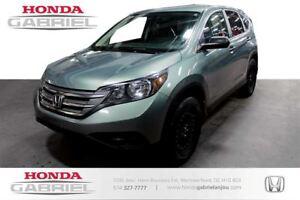 2013 Honda CR-V LX BLUETOOTH/CAM