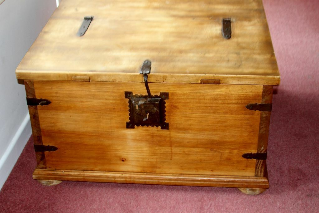 Pine Trunk Coffee Table In Reydon Suffolk Gumtree