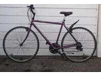 Raleigh Pioneer Classic SIS 15 21 speed cycle