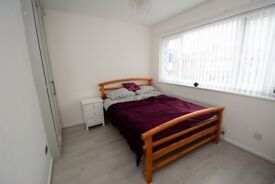 Furnished double room to rent in my modern house