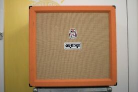 Orange PPC 412 Closed Back Guitar Cab