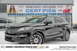 2015 Lincoln MKC AWD (4X4)+TOIT PANORAMIQUE+CUIR+NAVIGATION