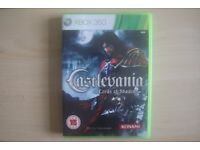 Castlevania: Lords Of Shadow Xbox 360 Game (RARE)