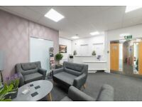 5 Desk serviced office to rent at Stirling, Castle Business Park
