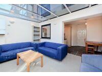 AVAILABLE NOW-5 DOUBLE BEDROOM 3 BATHROOM HOUSE IN CANARY WHARF E14 IRONMONGERS