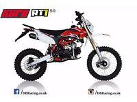 KURZ RT1 50cc Road Legal Pit Bike - CBT Learner Legal - Pitbike - Stomp - Nationwide Delivery £99