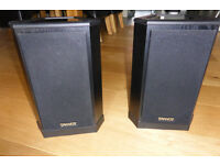 TANNOY HI FI BOOKSHELF 603 SPEAKERS.