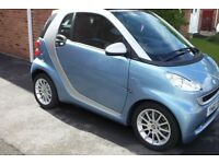 010/60 smart car passion diesel