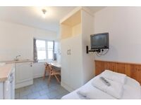 Studio Swiss Cottage for Short Lets £320 per week all bills included