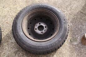Used car wheel