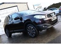 LATE 2013 NISSAN QASHQAI+2 1.6 DCI 360 IS PLUS 2 5d 130 BHP *7 SEATER * (FINANCE & WARRANTY)