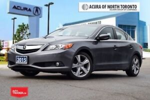 2014 Acura ILX Premium at Accident Free| Bluetooth|Back-Up Camer