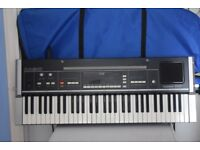 CASIO 1000P KEYBOARD/61 KEYS/STAND/POWER CABLE/CARRY CASE INCLUDE