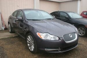 2009 Jaguar XF PREMIUM V-8, NAV, LEATHER, S/ROOF