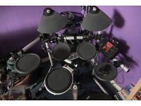 Yamaha DTXplorer Electronic Drum Kit WITH UPGRADES