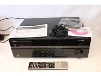 YAMAHA RX-V667 CINEMA DSP 7.2-CHANNEL DIGITAL HOME THEATER RECEIVER