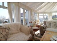 Fantastic large airy conservatory! Price reduction.....open to offers!
