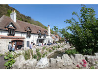 FRONT OF HOUSE ASSISTANTS REQUIRED - LULWORTH COVE