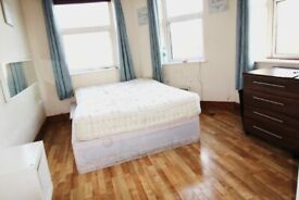 GREAT VALUE IDEALLY LOCATED 2 DOUBLE BEDROOM FLAT NR ZONE 2 TUBE,TRAIN,24HR BUSES. BENEFIT WELCOME