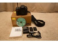 Nikon D800E *Excellent Condition**Body only*