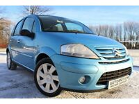 Citroen C3 1.6 HDi 16v Exclusive 5dr ((£30 A Year Tax Ideal First Car))