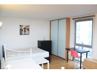 ** MODERN STUDIO APARTMENT WITH GYM AND POOL, DEPTFORD BRIDGE, GREENWICH, SE8, SE13, CALL NOW! - AW